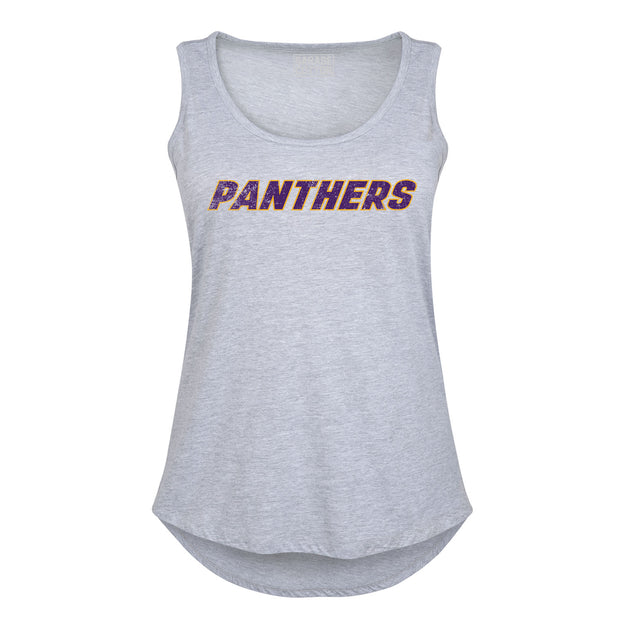 Panthers Northern Iowa Women's Plus Size Tank