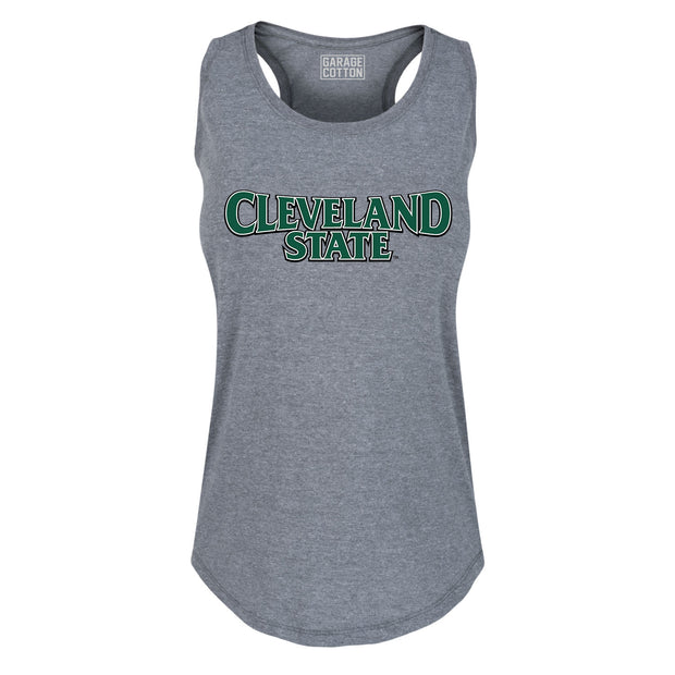 Cleveland State Women's Tank