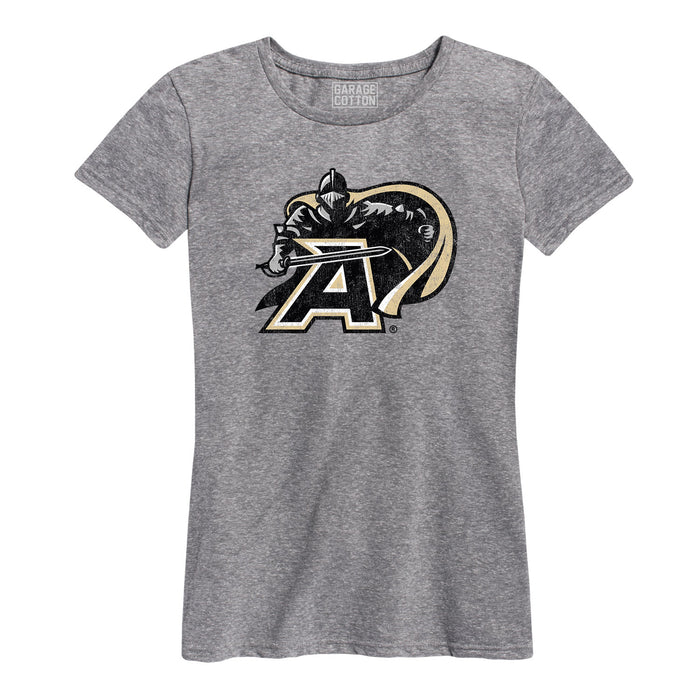 United States Military Academy - Army A with Knight - Women's Classic Fit T-Shirt