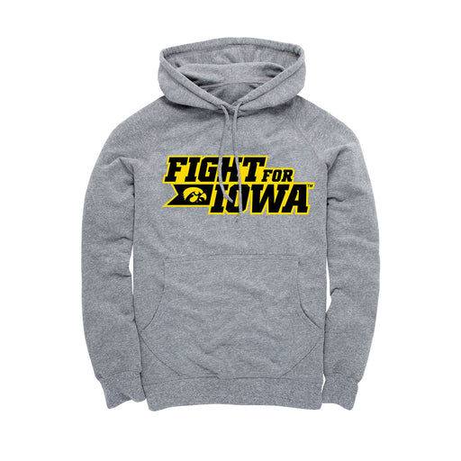 University of Iowa - Fight for Iowa - Men's Hoodie