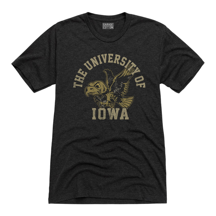 University of Iowa - Herky - Men's T-Shirt