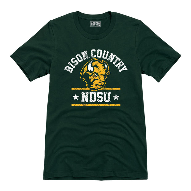 NDSU Bison Country - Men's Short Sleeve T-Shirt