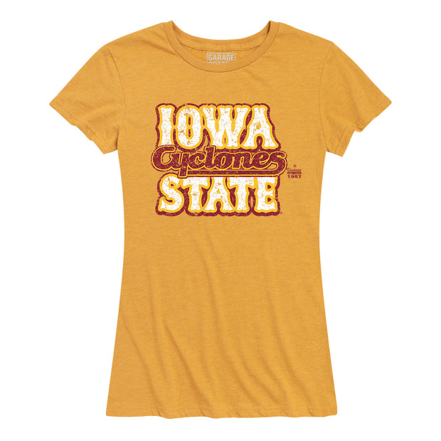 Iowa State Women's Short Sleeve T-Shirt