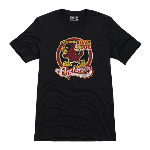 Iowa State Cyclones Men's Short Sleeve T-Shirt