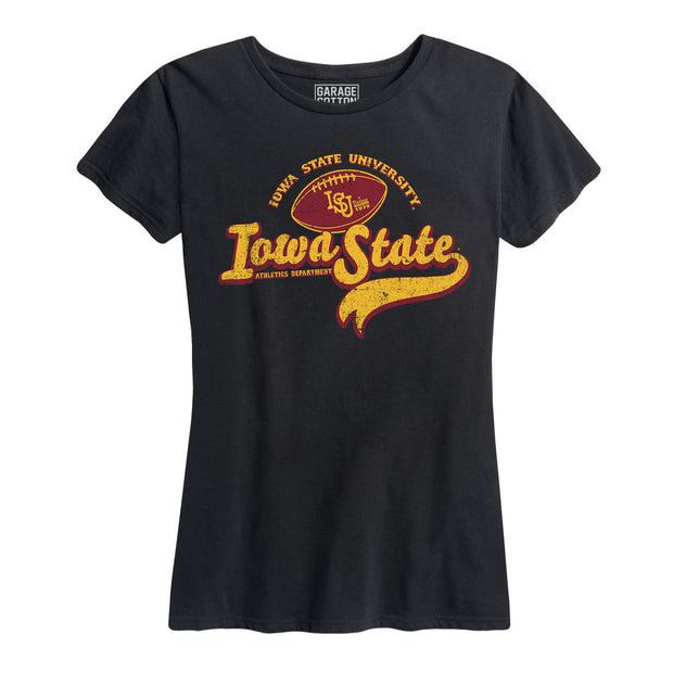 Iowa State Athletics Women's Short Sleeve T-Shirt