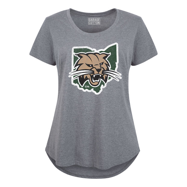 Bobcat State - Women's Plus Size T-Shirt