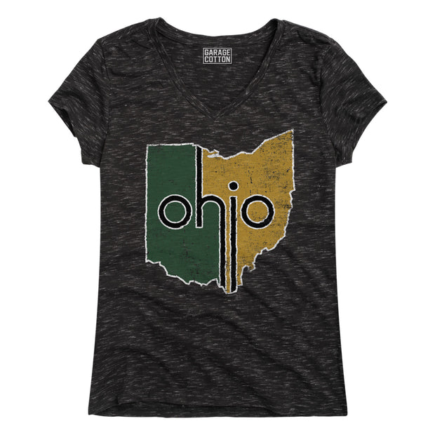 Ohio - Women's V-Neck T-Shirt