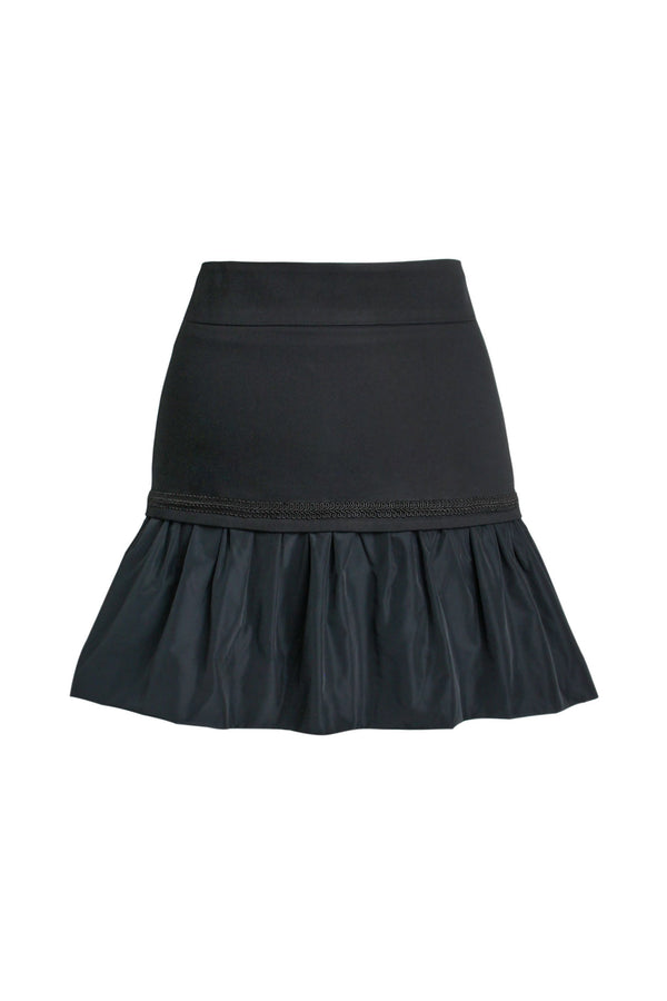 Modern Power Skirt - Black - Tia Dorraine London