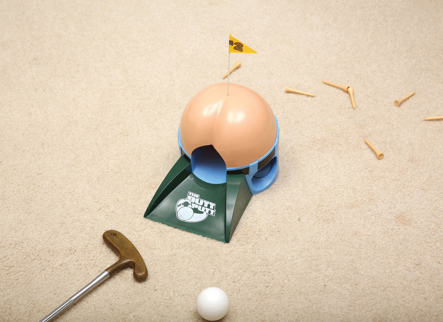 The Butt Putt Farting Golf Game