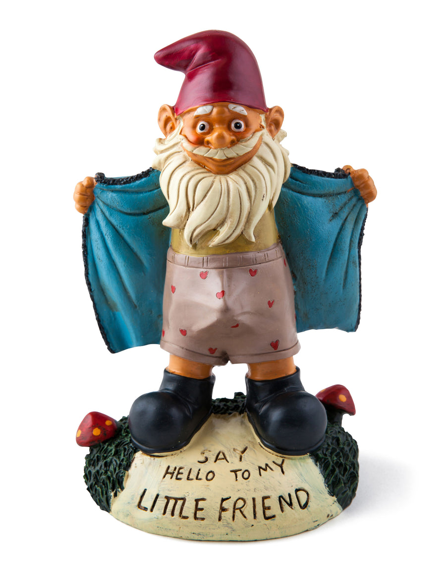 The Perverted Little Garden Gnome