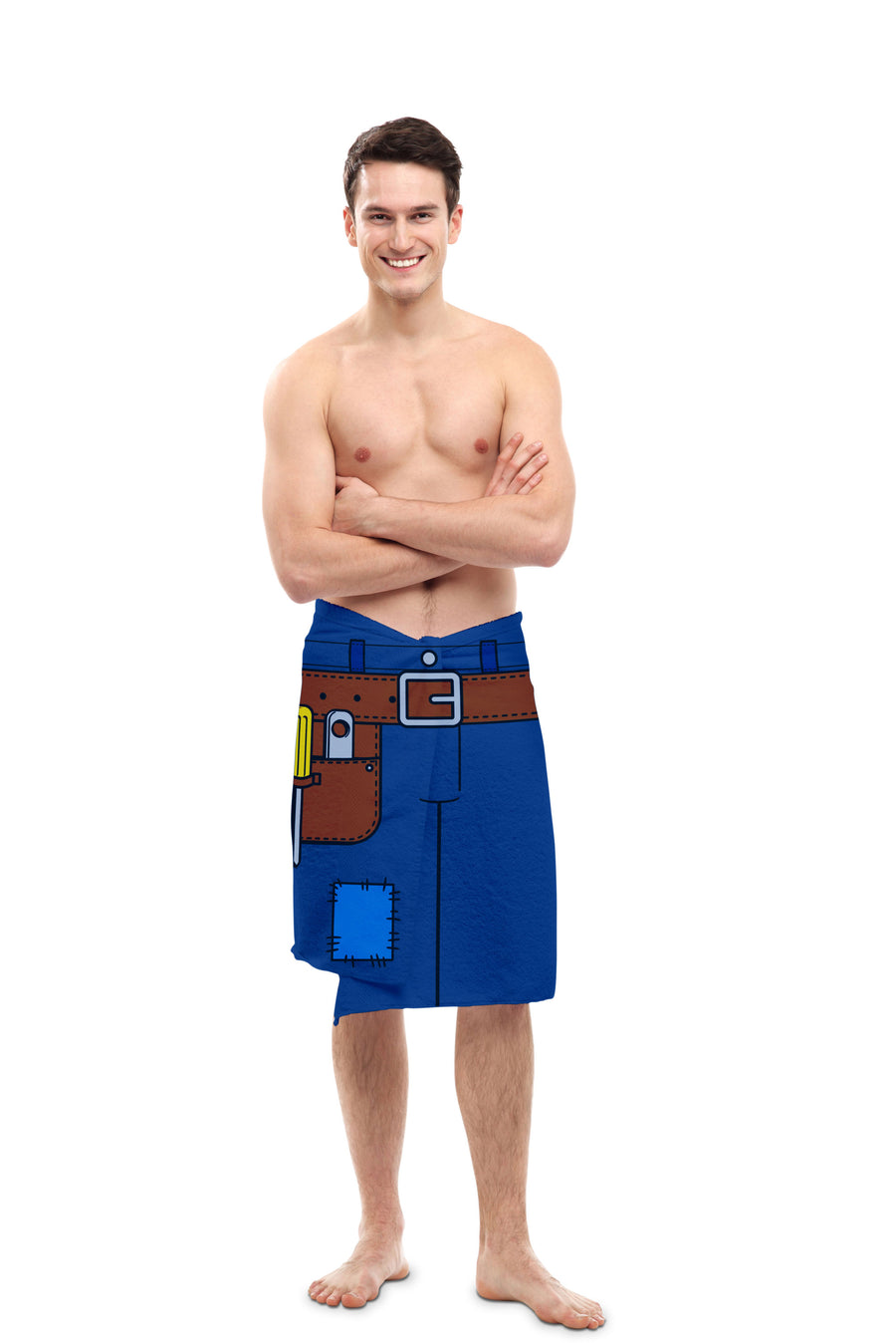 The Handyman Tool Belt Towel