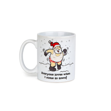 The Color Changing Santa Mug