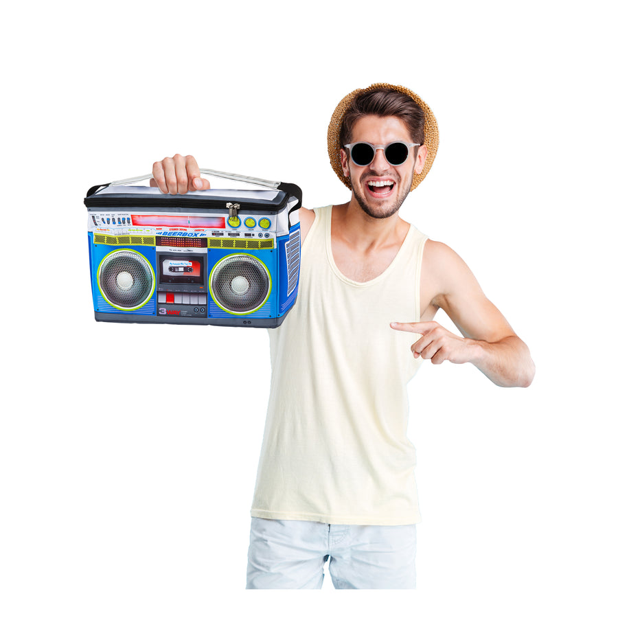 Boom Box Cooler Bag