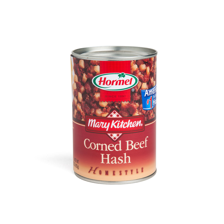Hormel Corned Beef Can Safe
