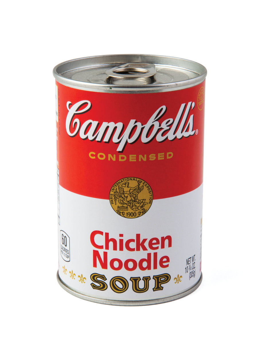 Campbells Chicken Noodle Soup Can Safe