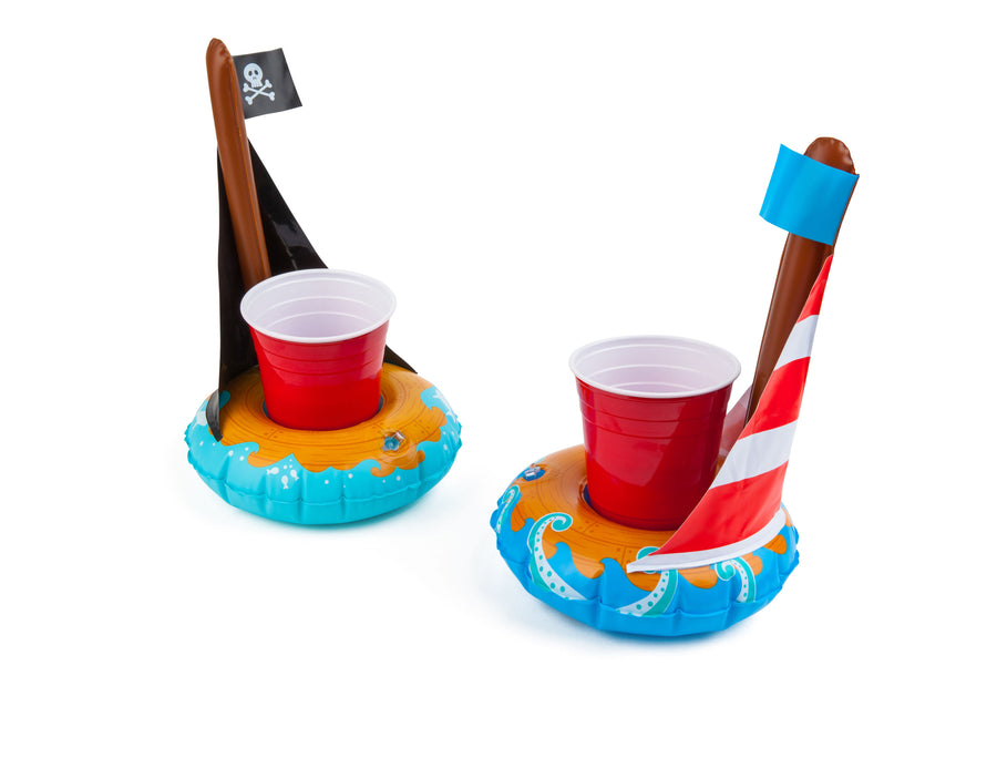 Sail Boat Beverage Boats (2-Pack)
