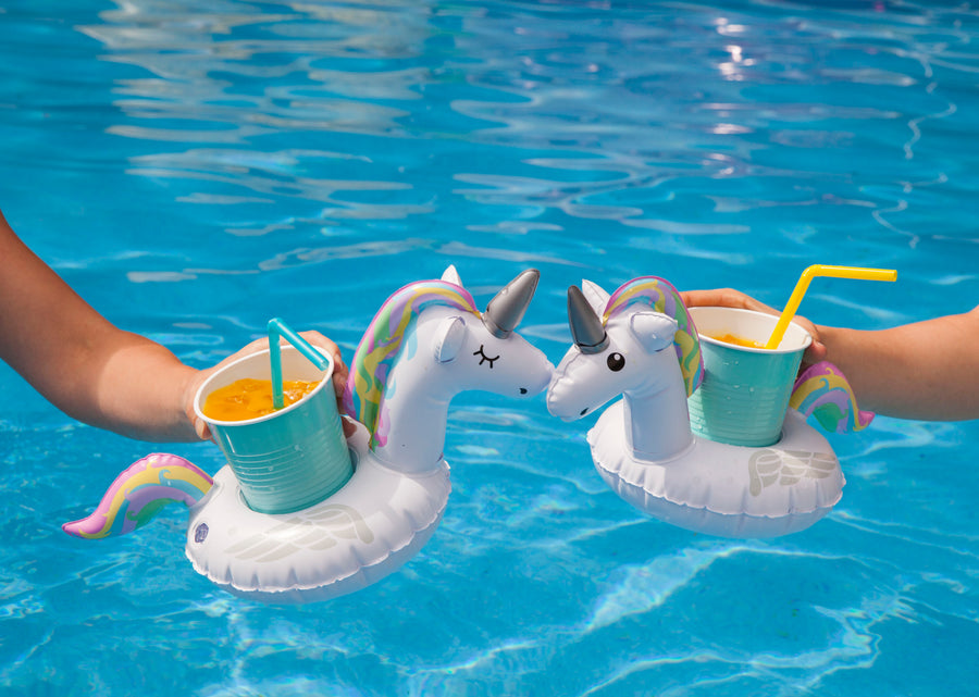 Magical Unicorn Beverage Boats  (2-pack)