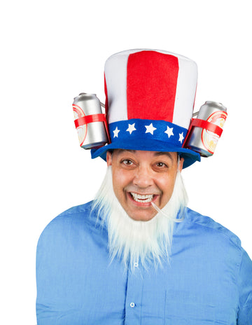 Patriotic Drinking Hat
