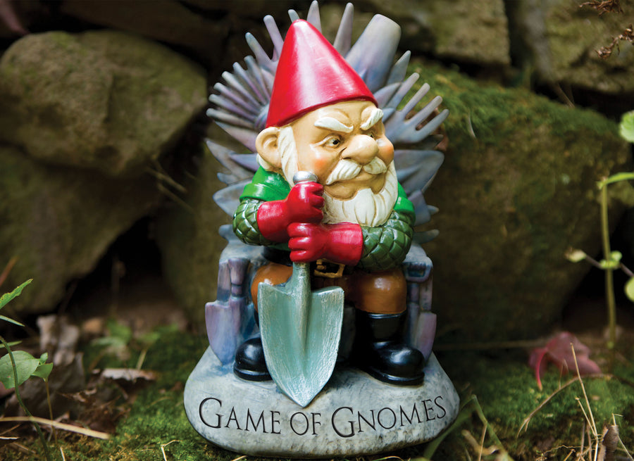 The Game of Gnomes Garden Gnome