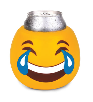 Tears of Joy Emoji Drink Kooler