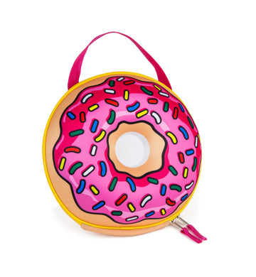 Frosted Donut Lunch Tote