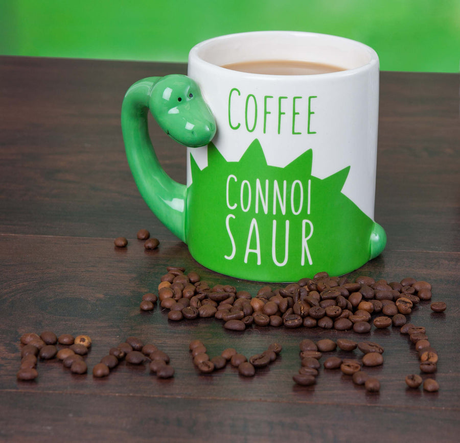The Dinosaur Coffee Mug