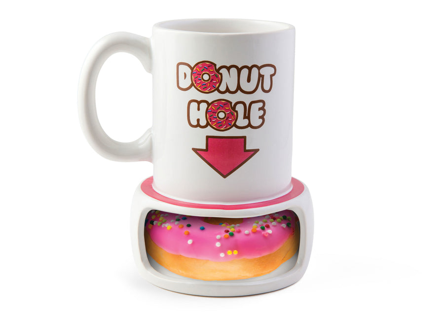 Coffee and a Donut Coffee Mug