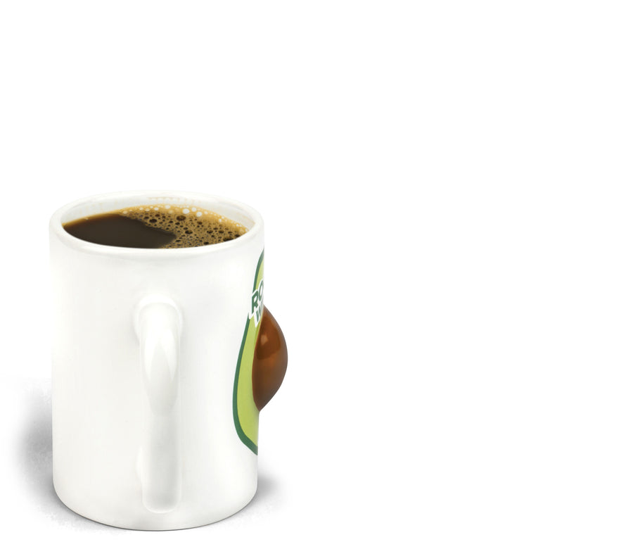 The Rockin Out Avocado Coffee Mug