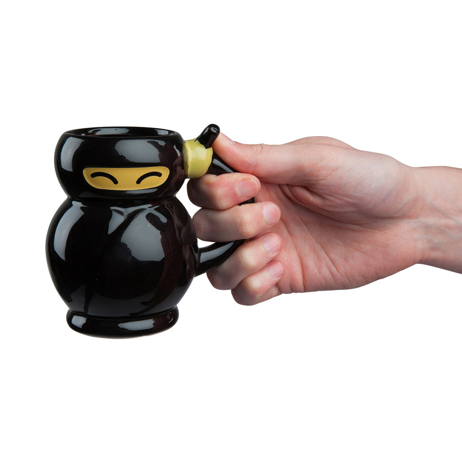 The Ninja Coffee Mug