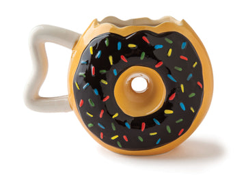 The Donut Coffee Mug
