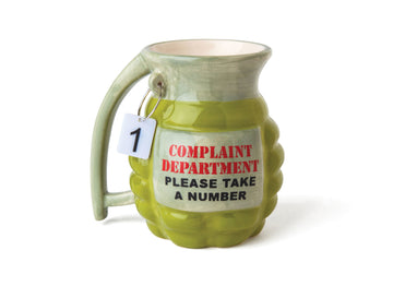The Complaint Dept Coffee Mug