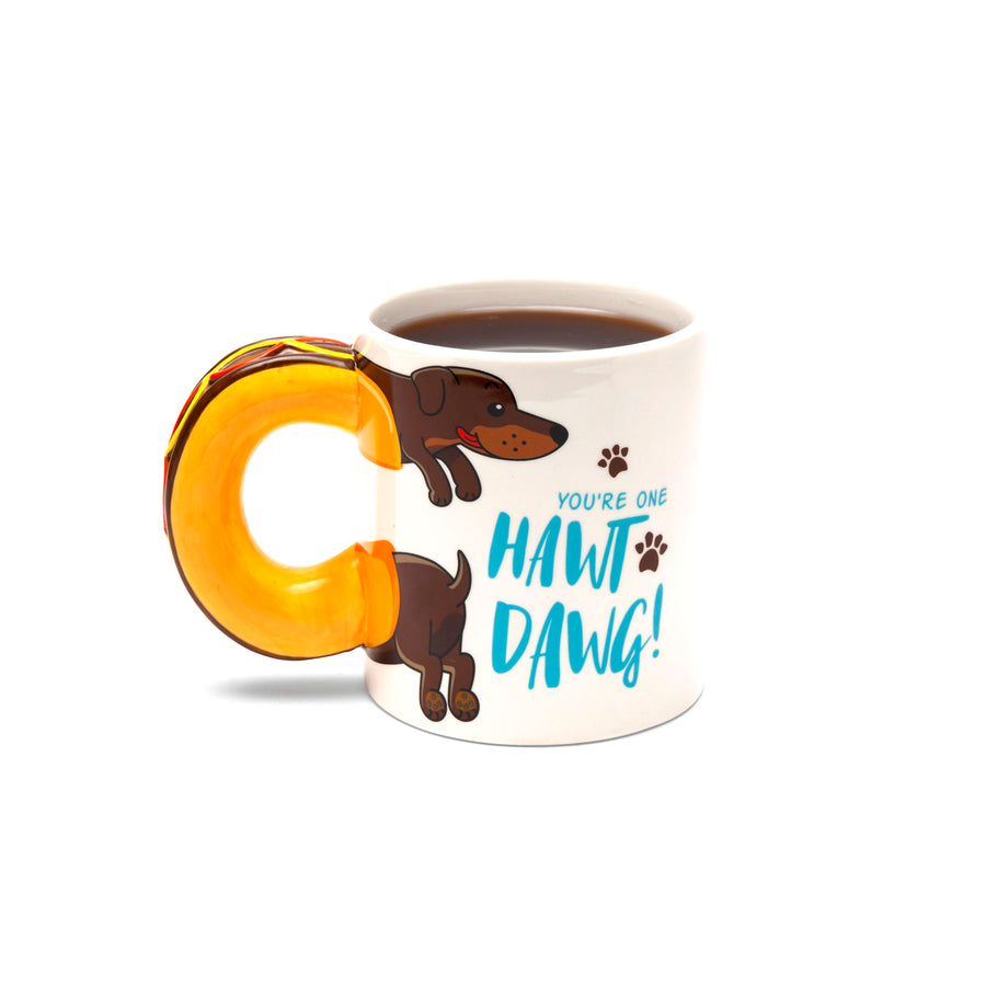 Hawt Dawg Coffee Mug