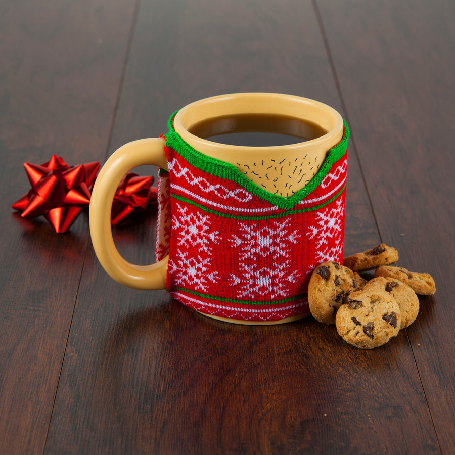 The Ugly Sweater Mug