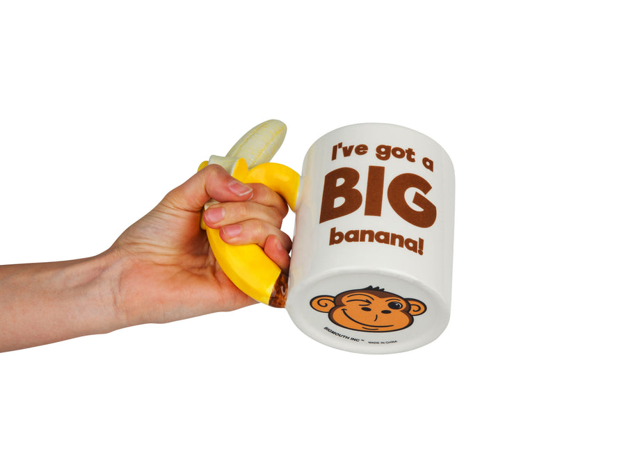 The Big Banana Coffee Mug