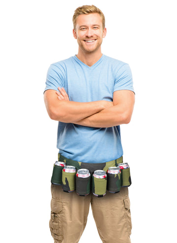 The Beer Belt - Camo