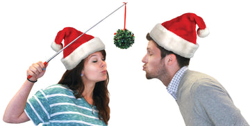 The Mistletoe Selfie Stick