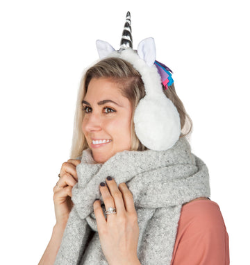Unicorn Ear Muffs