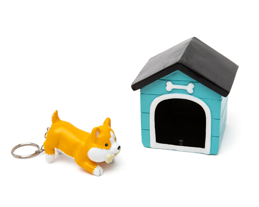 Dog House Key Holder