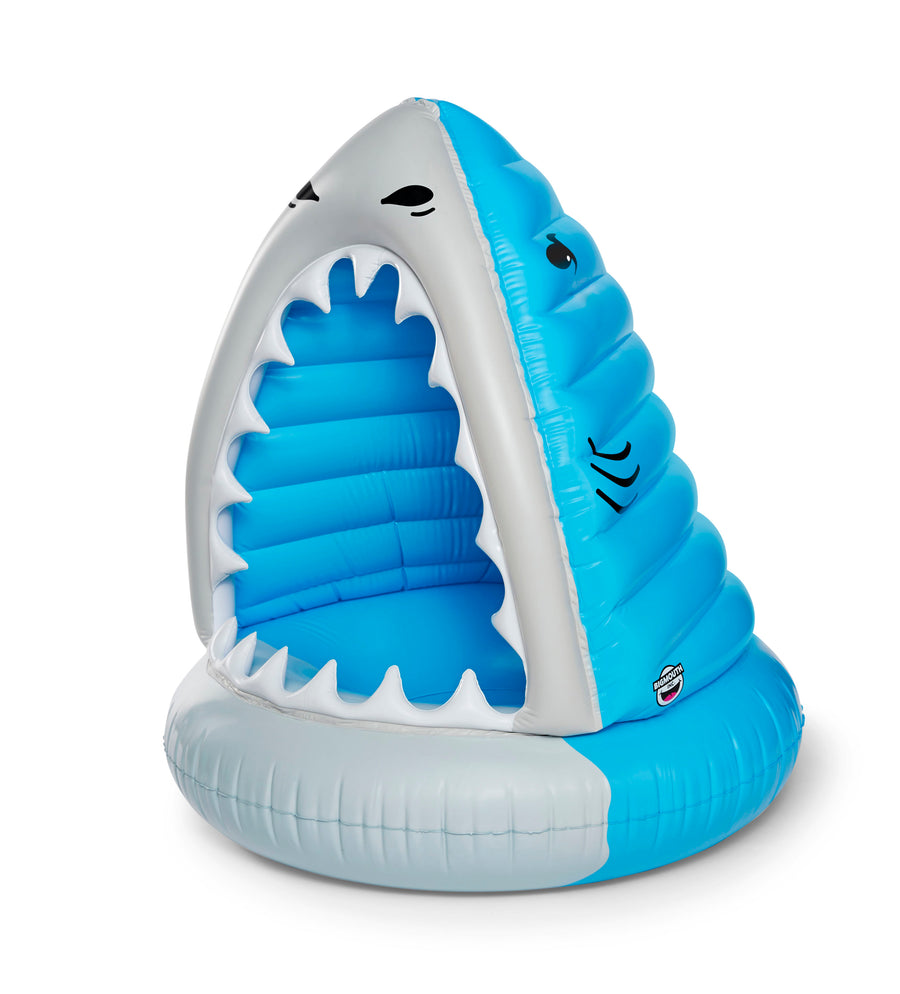 Giant Man-Eating Shark Pool Float