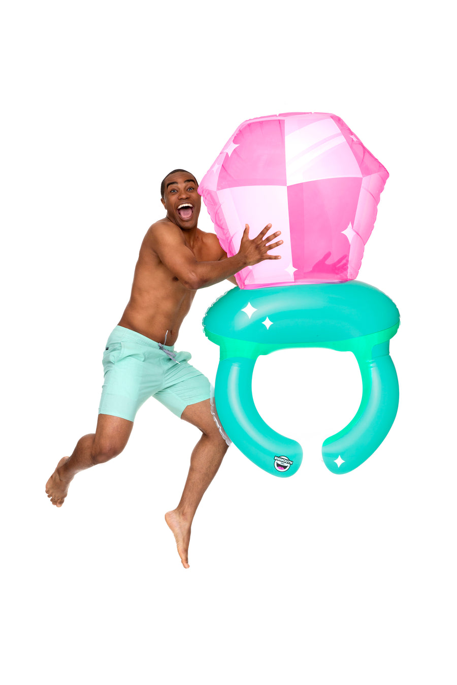 Giant Candy Ring Pool Float