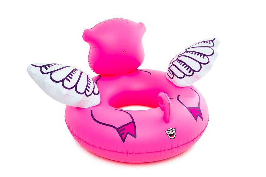 Giant Flying Pig Pool Float