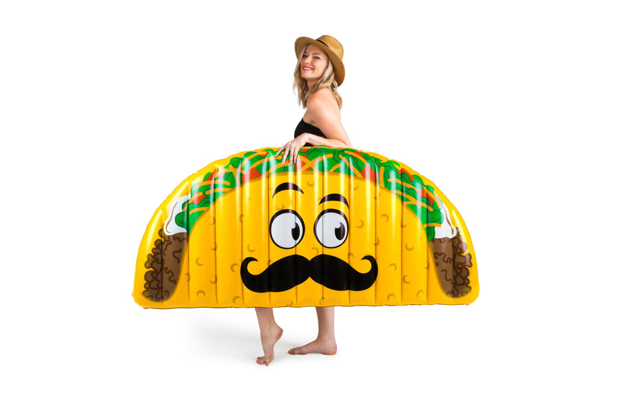 Giant Taco Pool Float