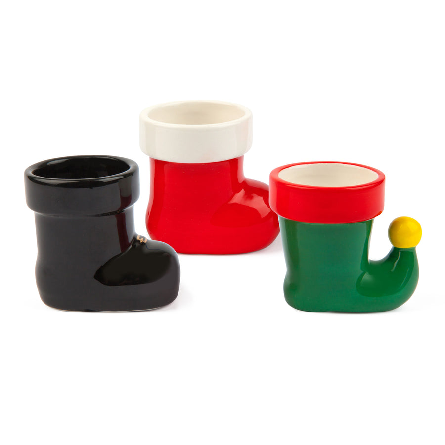 The Holiday Cheer Shot Glass Set (3 pack)