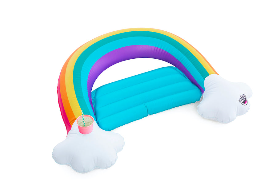 Rainbow Sling Seat Pool Float