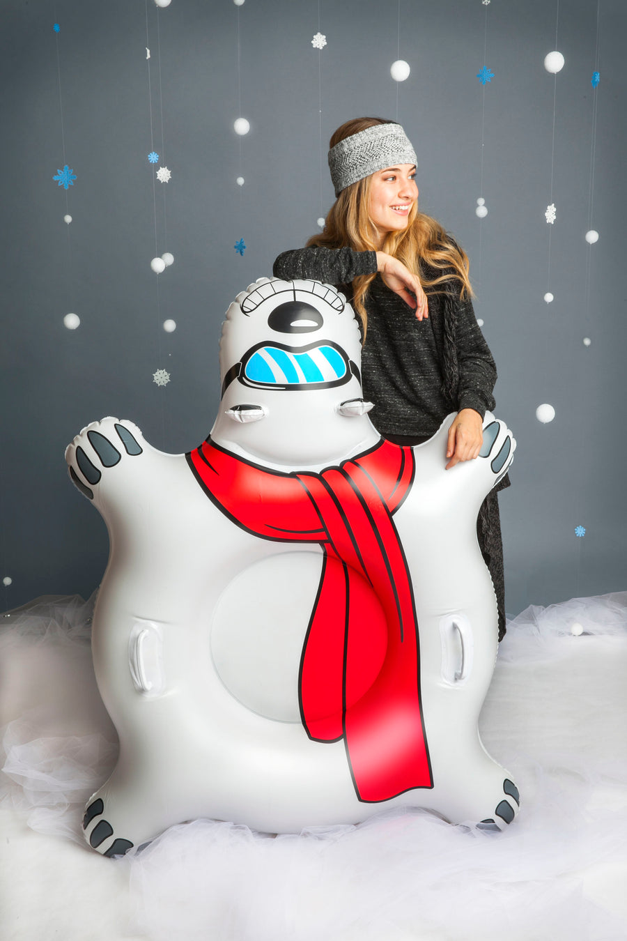 Polar Bear Snow Tube