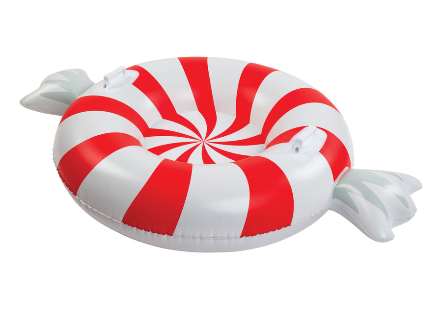 Peppermint Twist Snow Tube