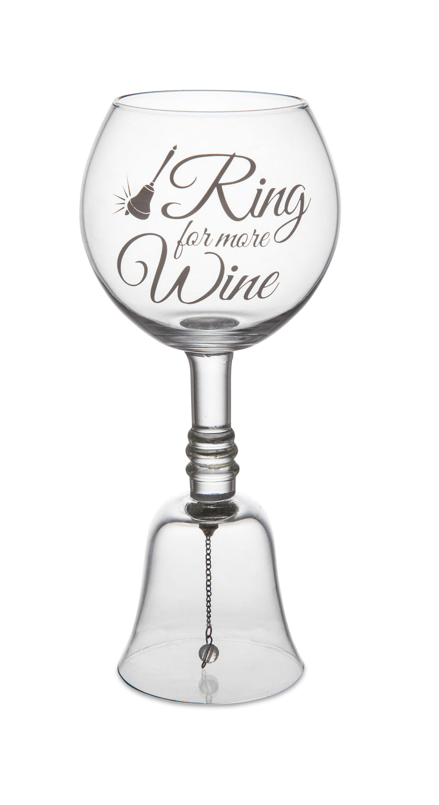 The Ring for More Wine Wine Glass