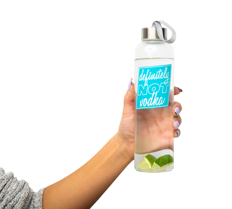 Vodka Glass Water bottle
