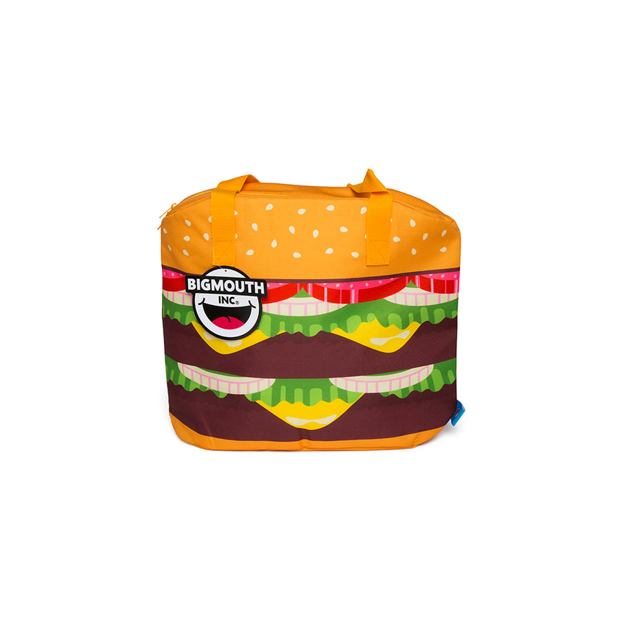 Giant Cheeseburger Cooler Bag