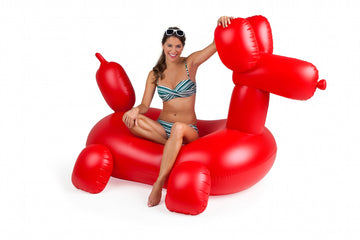 Giant Balloon Animal Pool Float